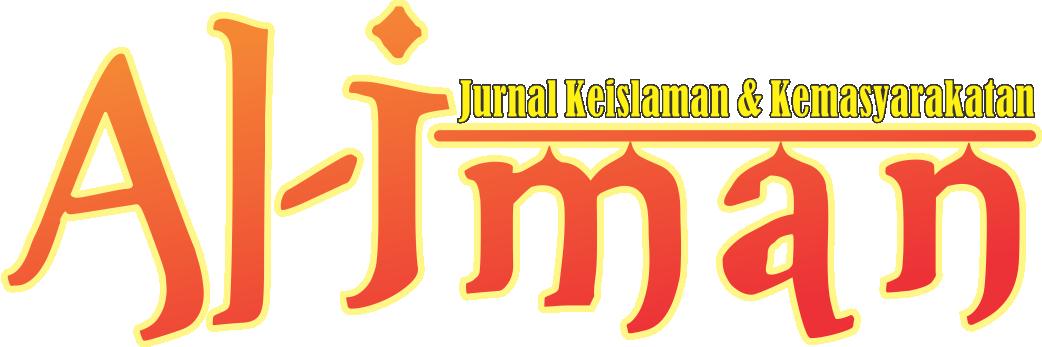 Al-Iman Jurnal keislaman dan kemasyarakatan
