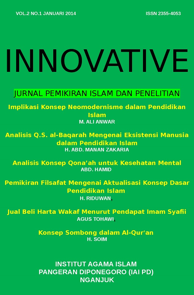 jurnal innovative