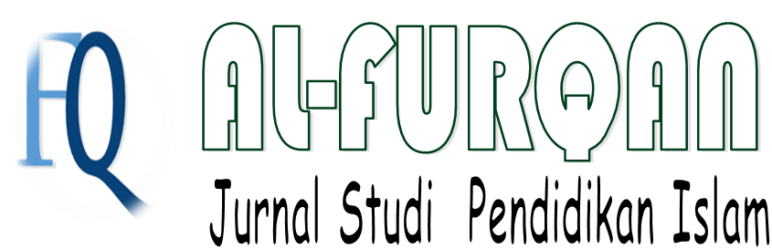 Al-Furqan Jurnal Studi Pendidikan Islam